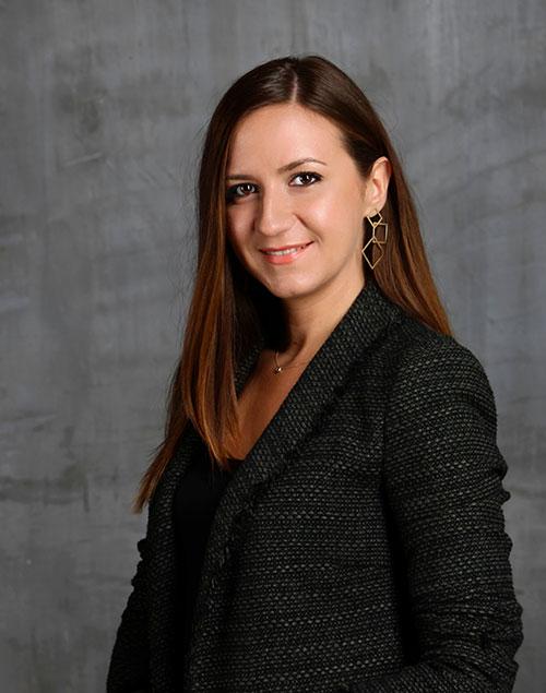 Ρωξάνη Καμάκα, δικηγόρος